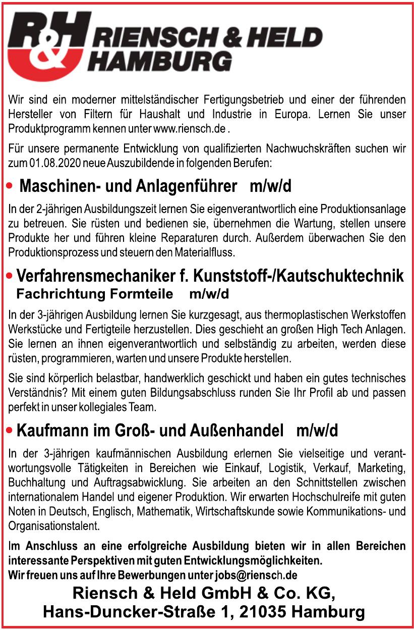 Riensch & Held GmbH & Co. KG