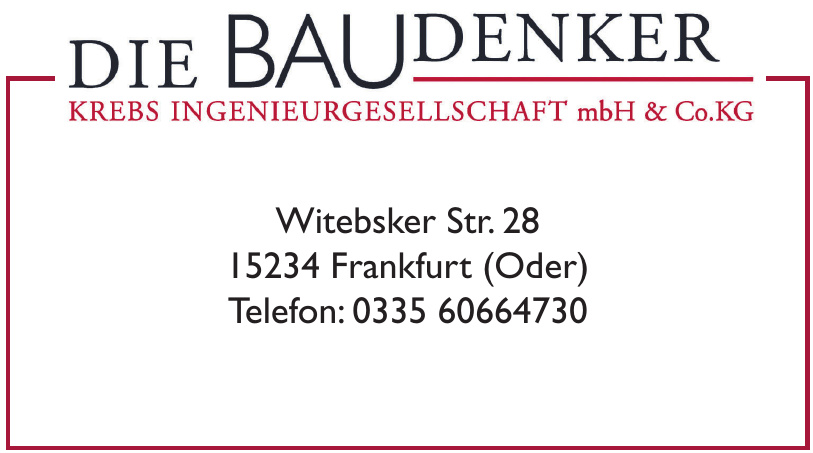 Krebs Ingenieurgesellschaft mbH & Co. KG