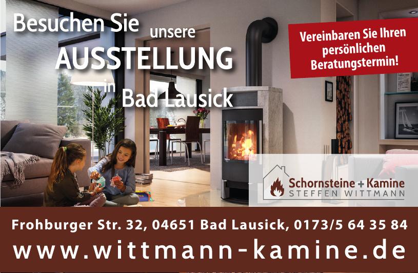 Schornsteine + Kamine Steffen Wittmann
