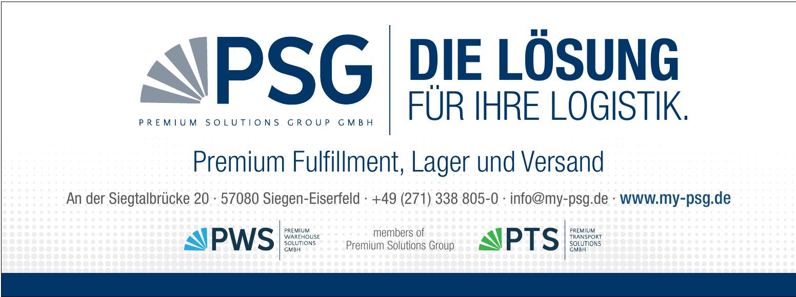 Premium Solutions Group GmbH