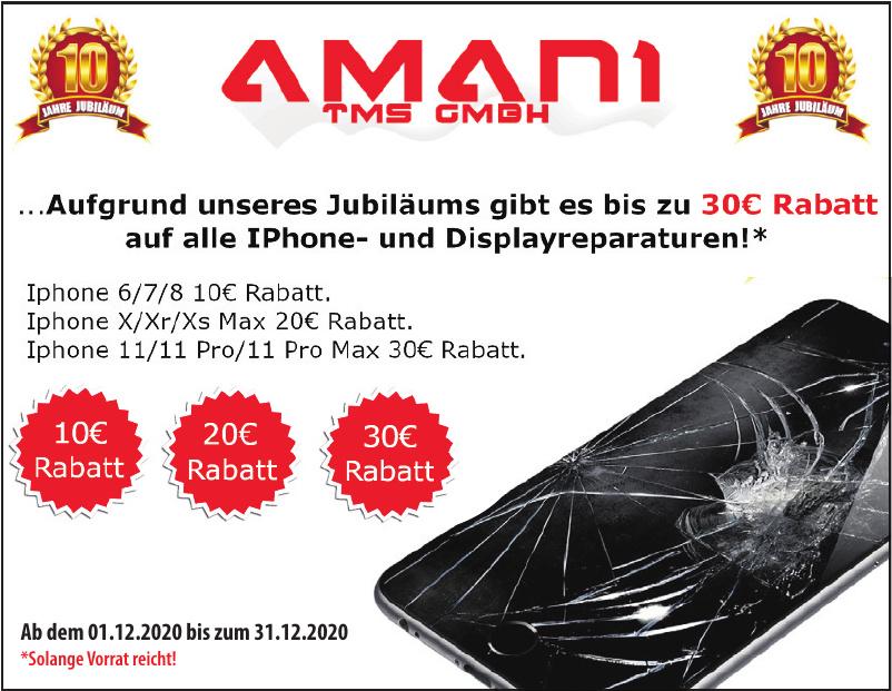 Amani TMS GmbH