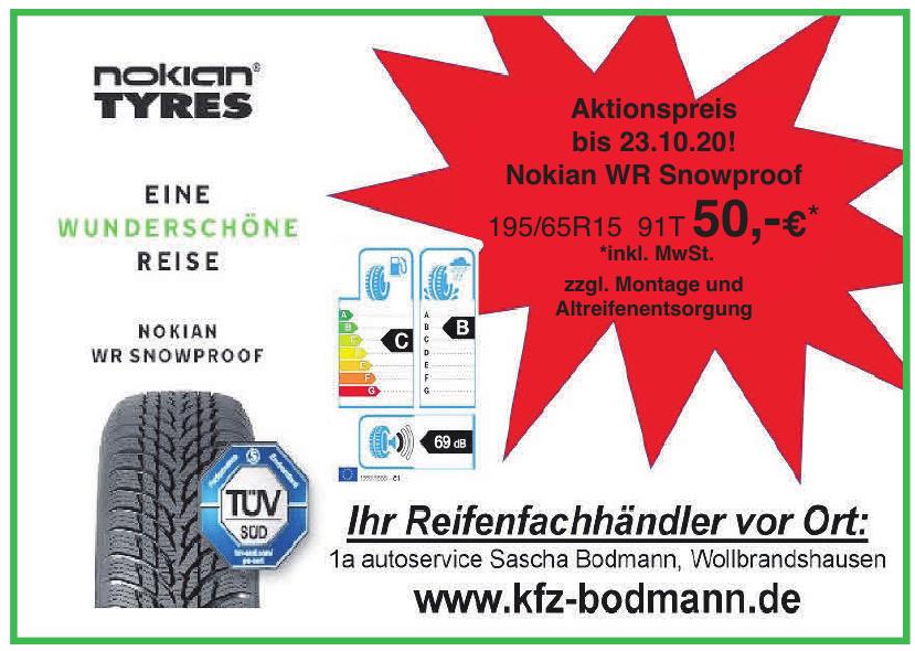 la autoservice S. Bodmann Wollbrandshausen