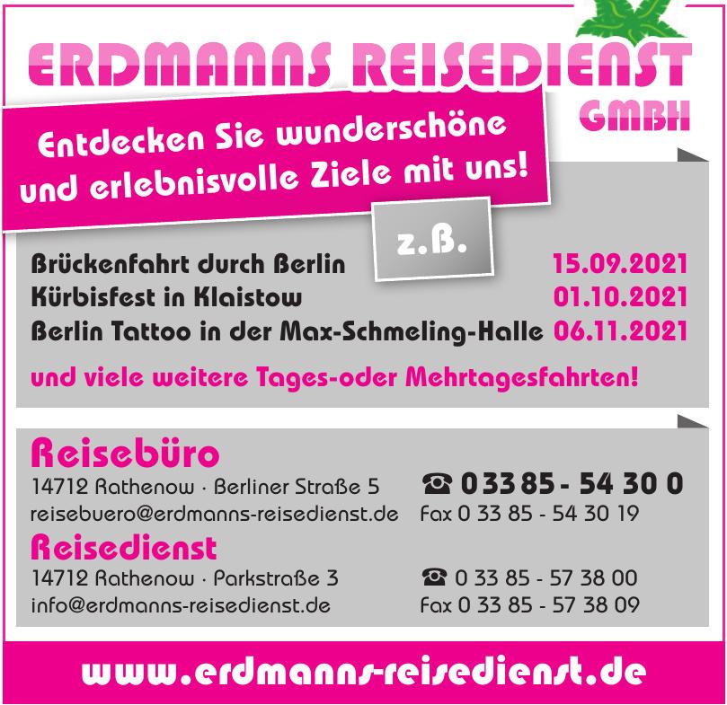 Erdmanns Reisedienst GmbH