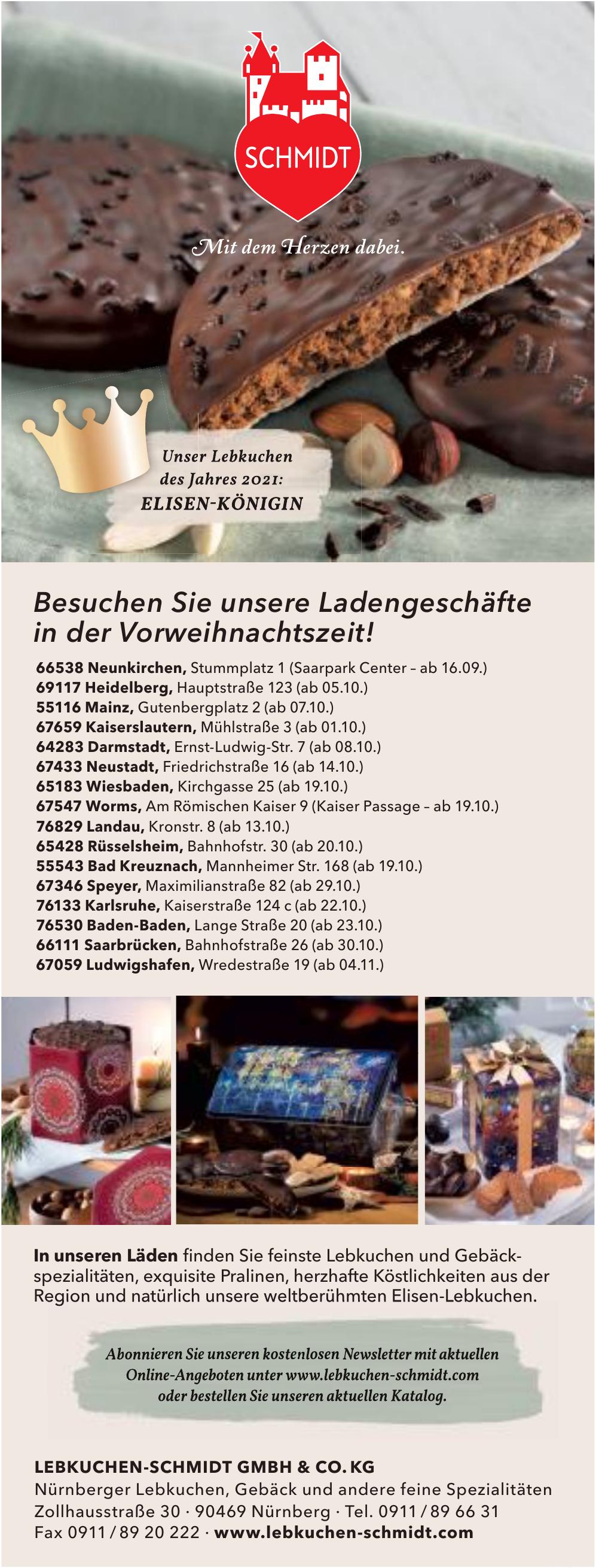 Lebkuchen-Schmidt GmbH & Co. KG