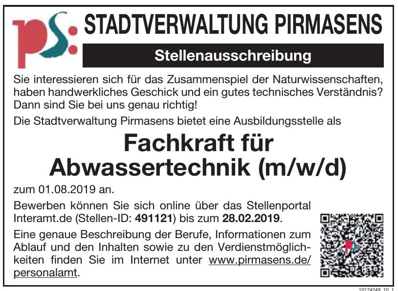 Stadtverwaltung Pirmasens