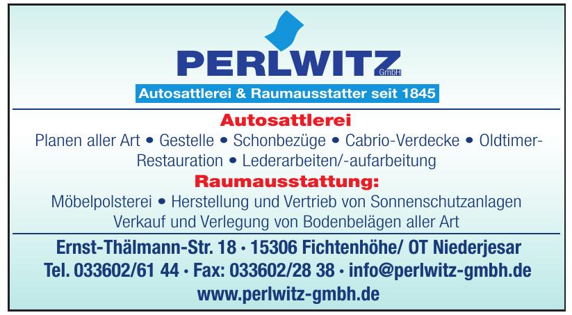 Perlwitz GmbH