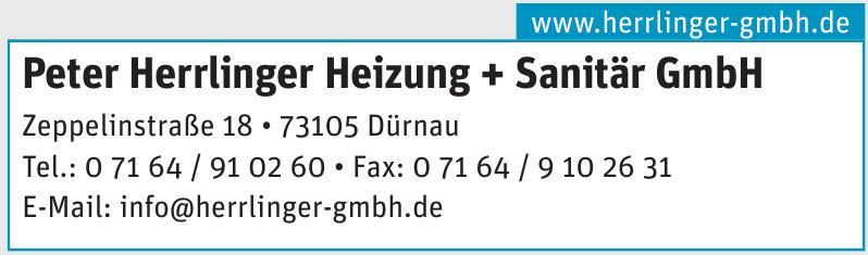 Peter Herrlinger Heizung+Sanitär GmbH