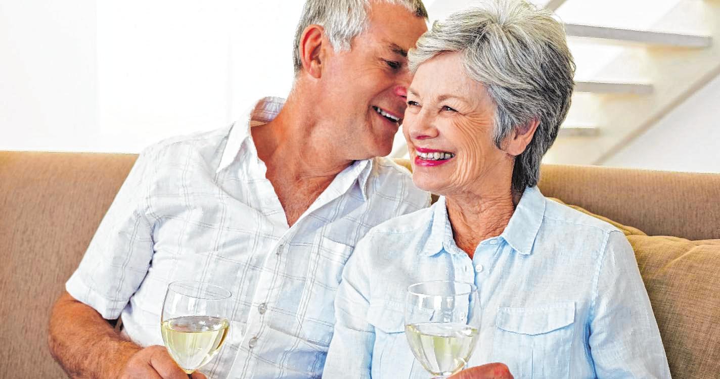 Beinpflege für Senioren