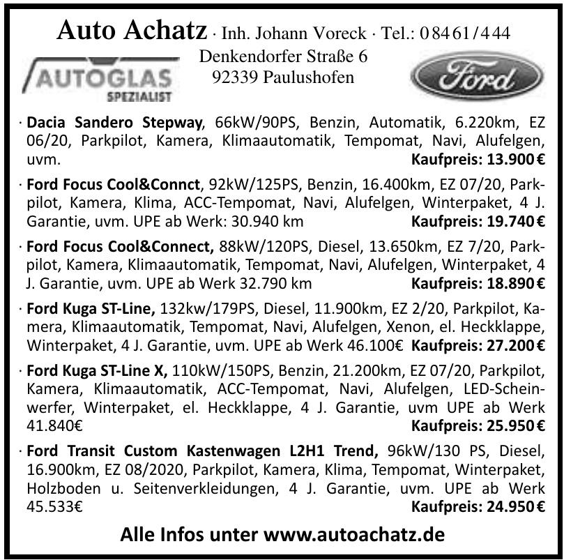 Auto Achatz
