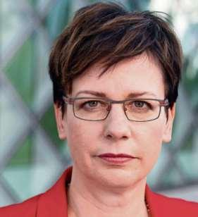 Ulrike Kostka, Direktorin der Caritas im Erzbistum Berlin