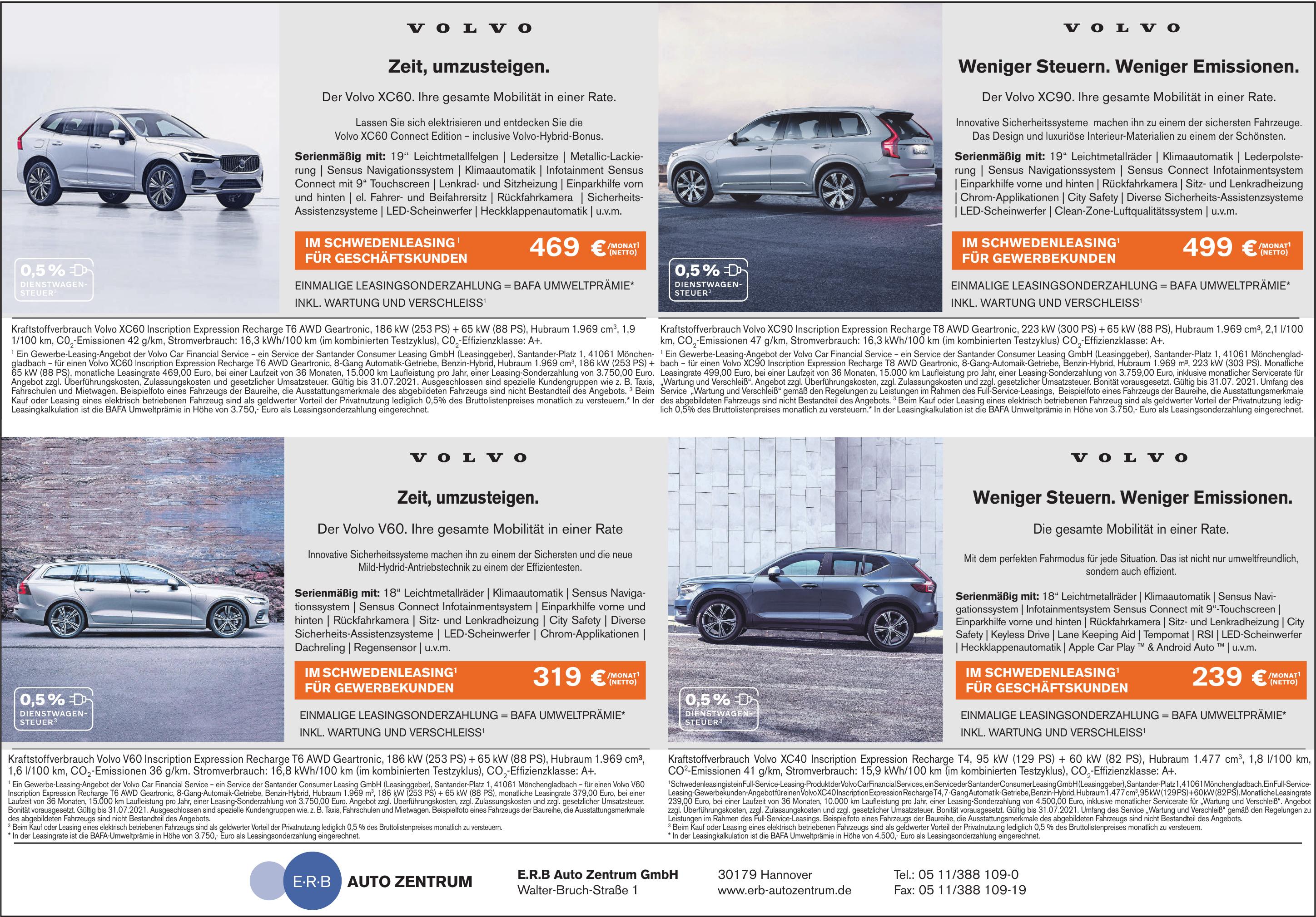 E.R.B Auto Zentrum GmbH