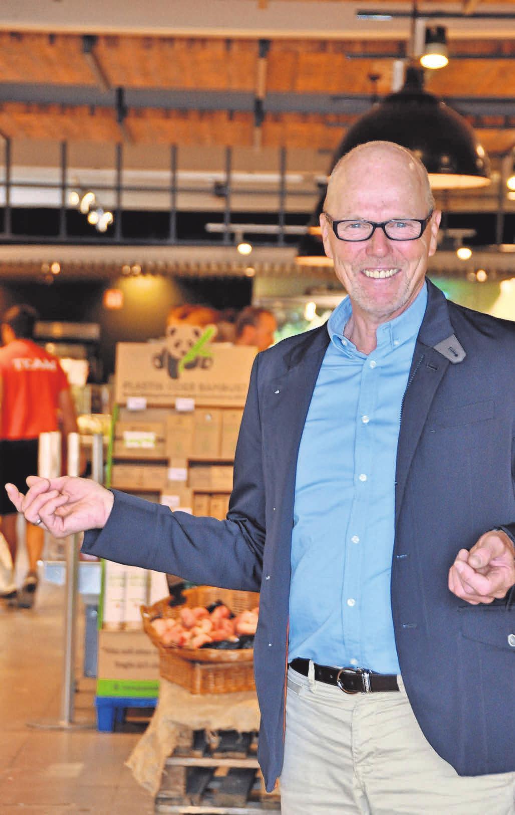 Ab Oktober übernimmt Stefan Ladage mit seinem Team den EDEKA-Frischemarkt in Ronnenberg.