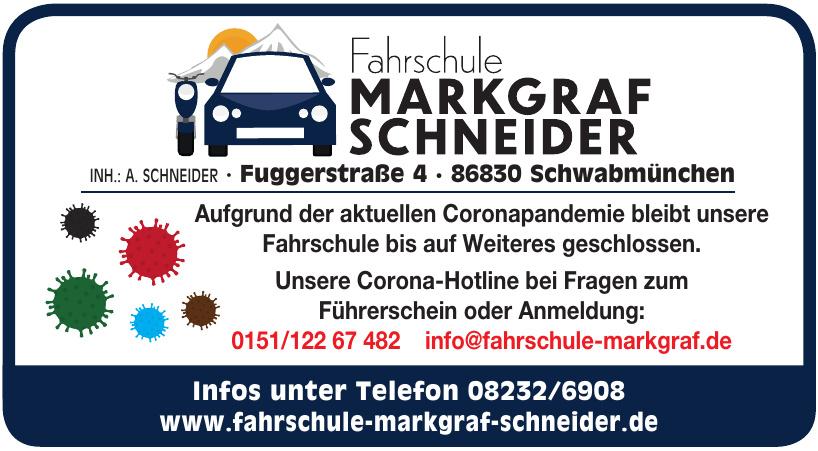 Fahrschle Markgraf Schneider