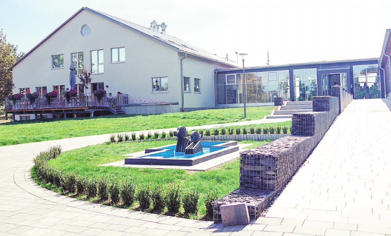 Das Freizeit- und Tourismuszentrum soll die Rennsteig-Region aufwerten und über deren Sehenswürdigkeiten informieren.