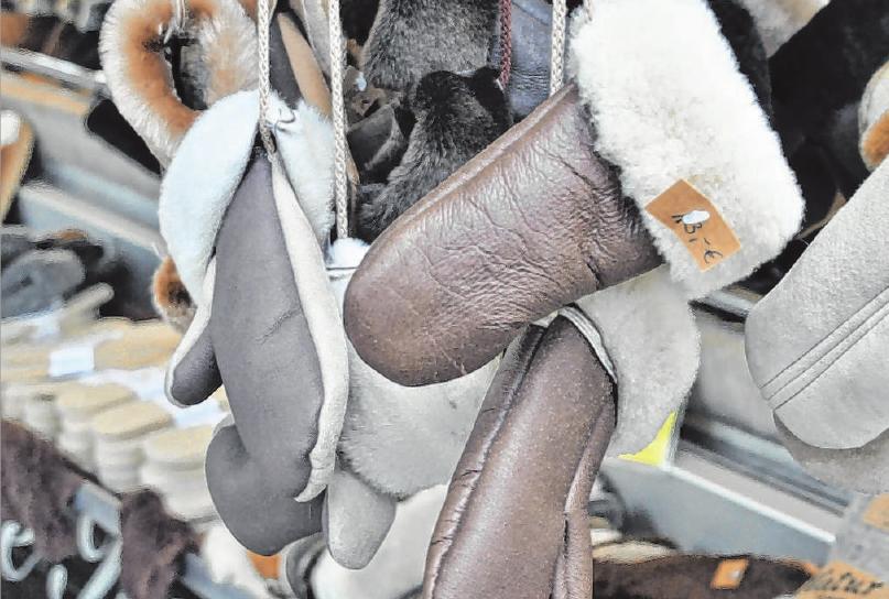 Allerlei Dinge lassen sich auf dem diesjährigen Michaeli-Markt wieder bestaunen. Fotos: Patrick Bruckner
