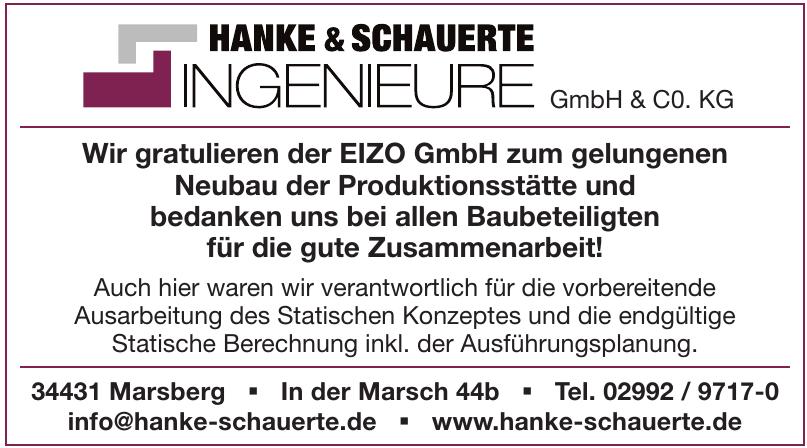 Hanke & Schauerte Ingenieure GmbH & CO.KG