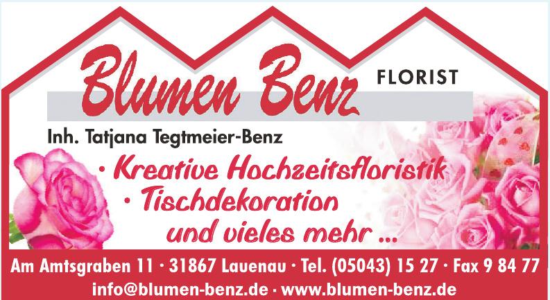 Blumen Benz Florist