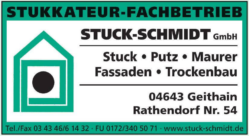 Stuck-Schmidt GmbH