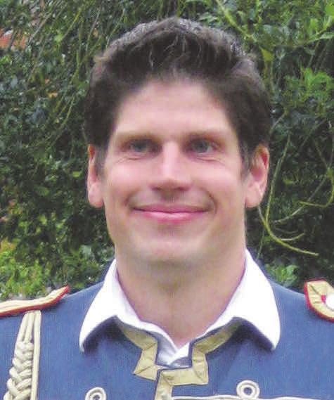 Volker Grabenstein - Hauptmann der Junggesellschaft