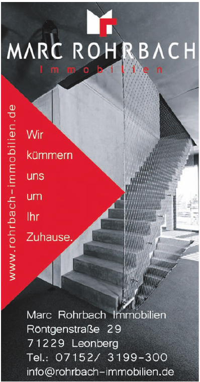 Marc Rohrbach Immobilien
