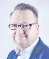 Joachim Czabanski, Vorstandsvorsitzender der Klaus Faber AG. Foto: Klaus Faber AG