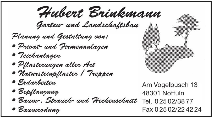Hubert Brinkmann Garten- und Landschaftsbau