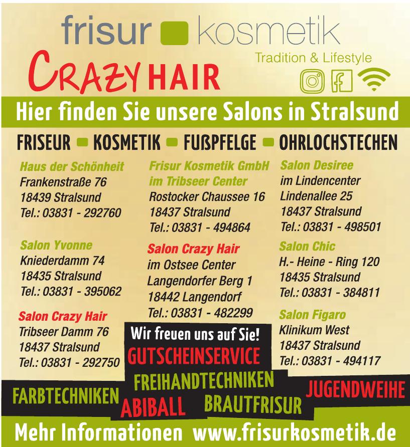 Frisur Kosmetik GmbH