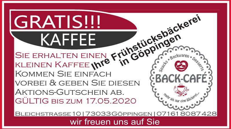 Back-Cafe