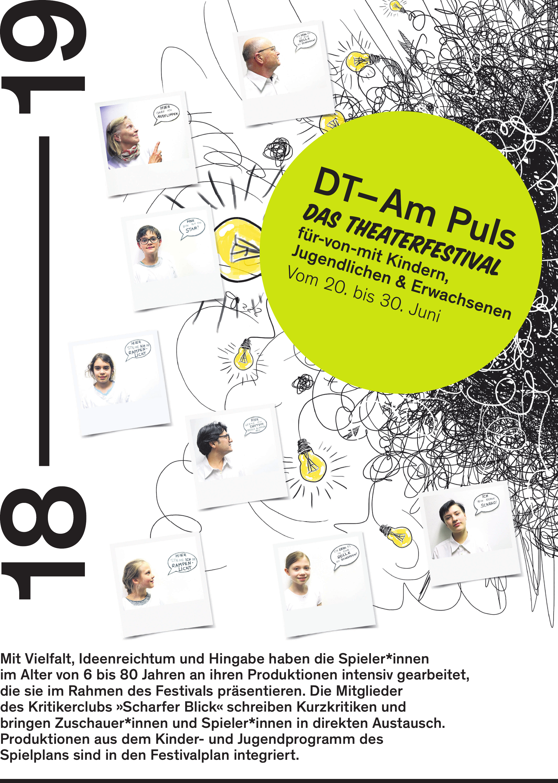 DT - Am Puls Das Theaterfestival