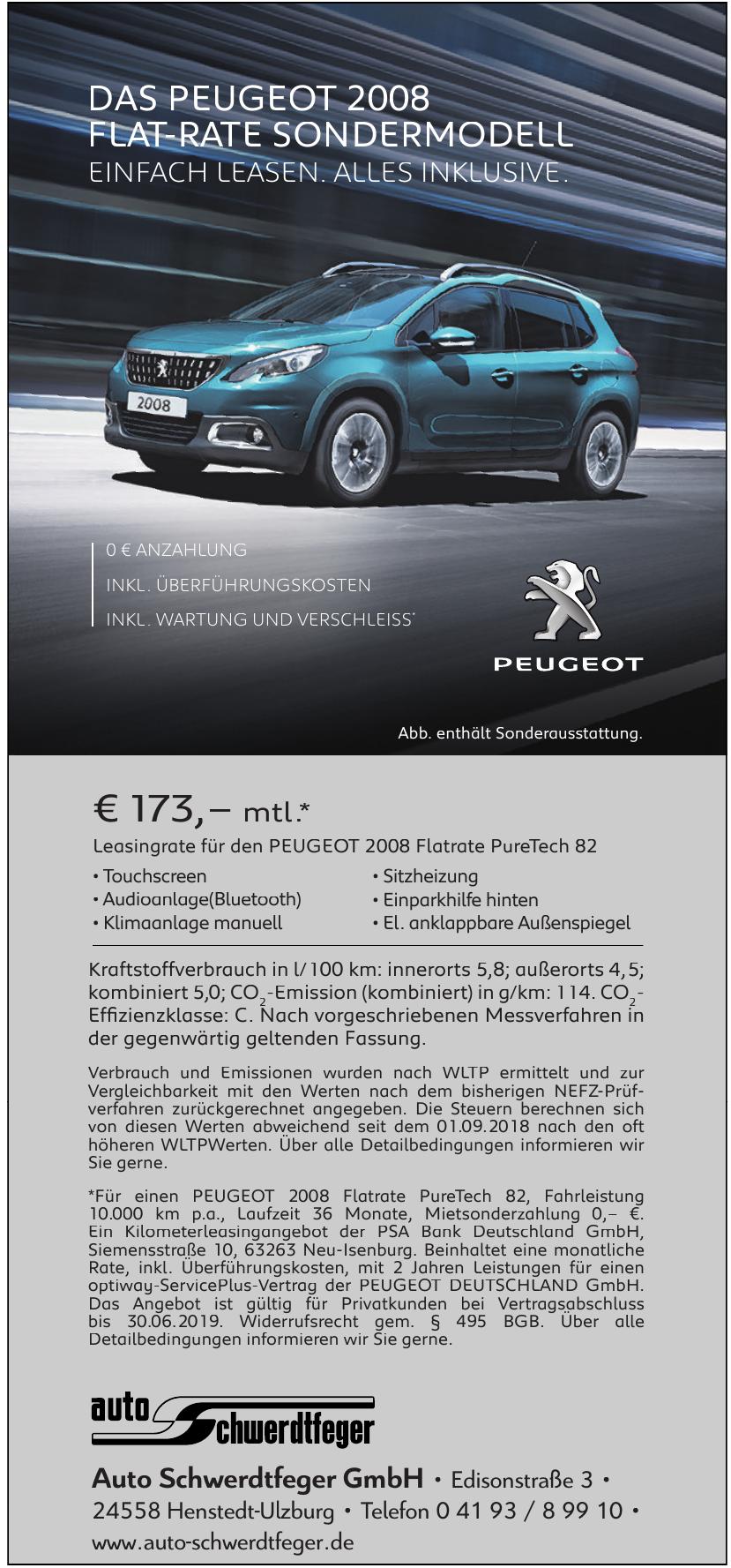 Auto Schwerdtfeger GmbH