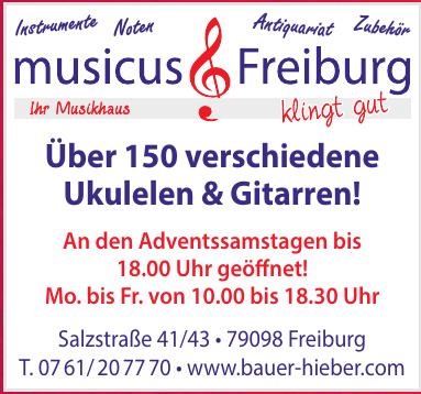 Musicus Freiburg