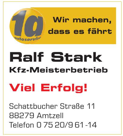 Ralf Stark Kfz-Meisterbetrieb