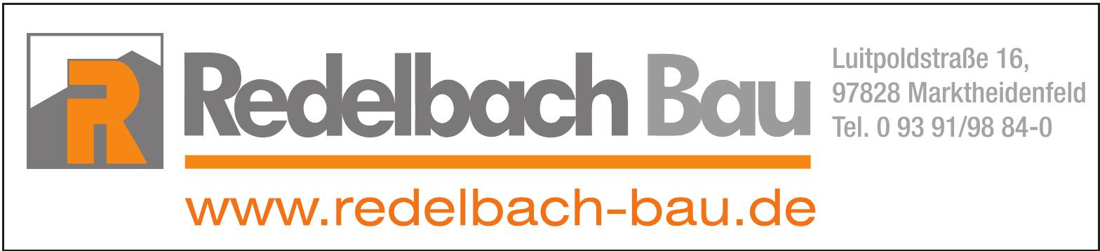 Redelbach Wohnungsbau GmbH