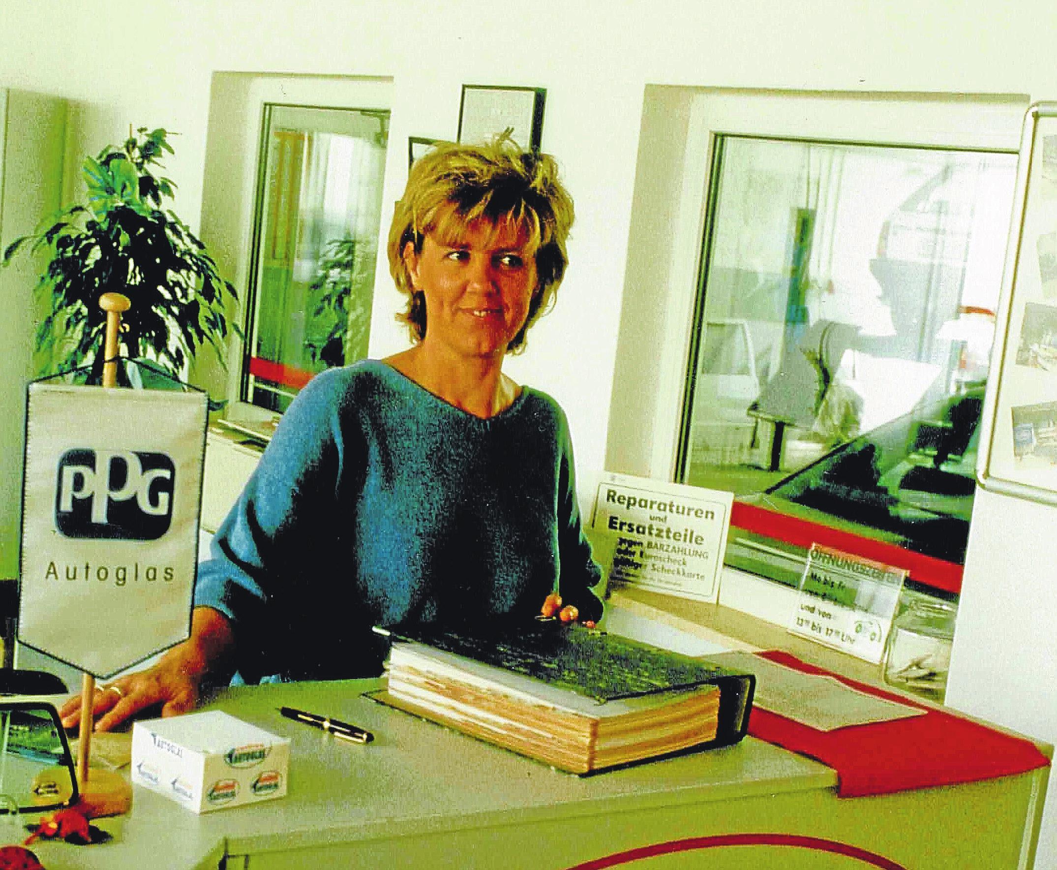 Gründerin Annette Middendorf.