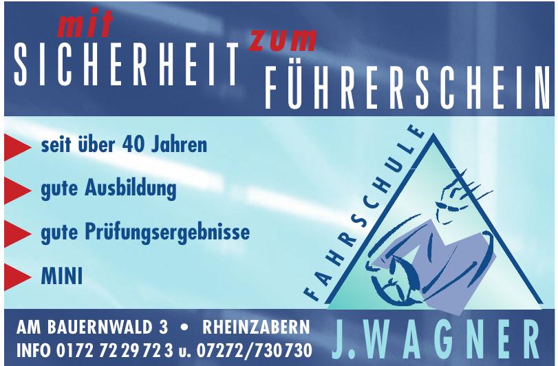 Fahrschule J. Wagner