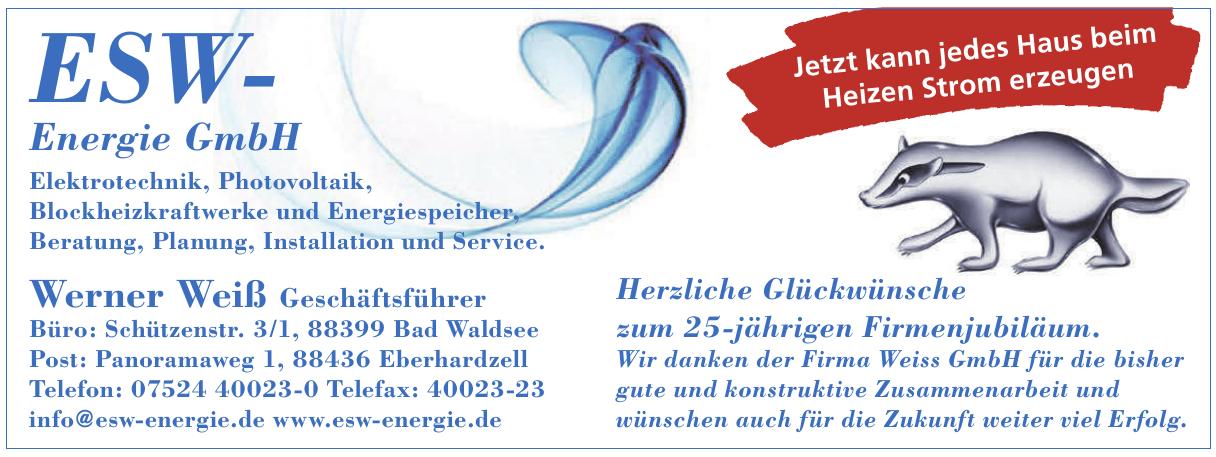 ESW - Energie GmbH