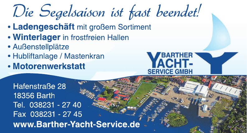Barther Yacht-Service GmbH