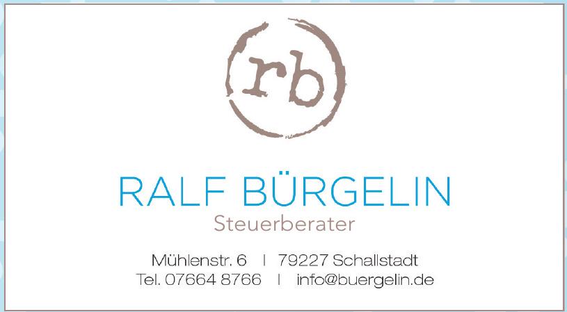 Ralf Bürgelin Steuerberater