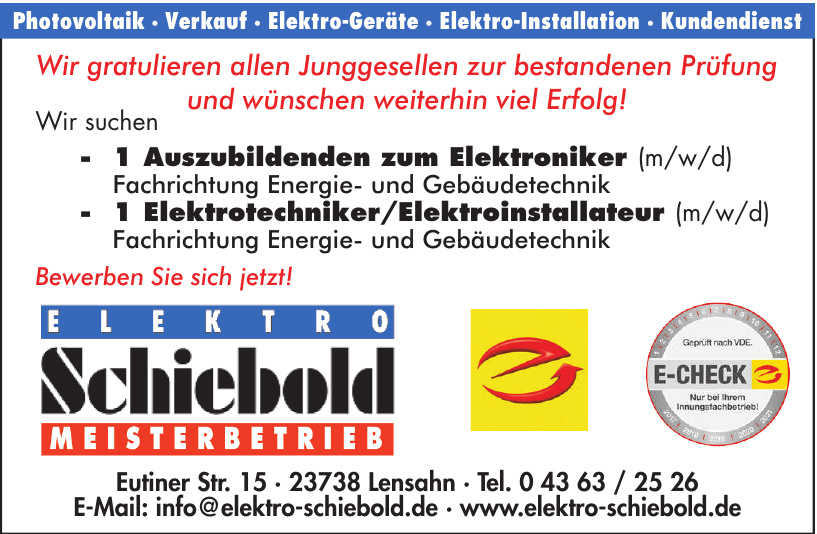 Elektro Schiebold