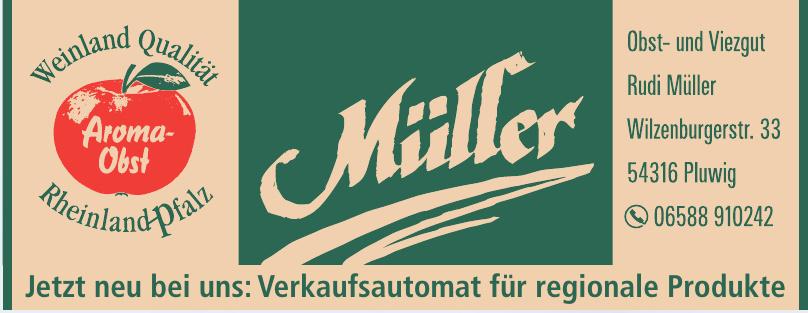 Obst- und Viezgut Rudi Müller