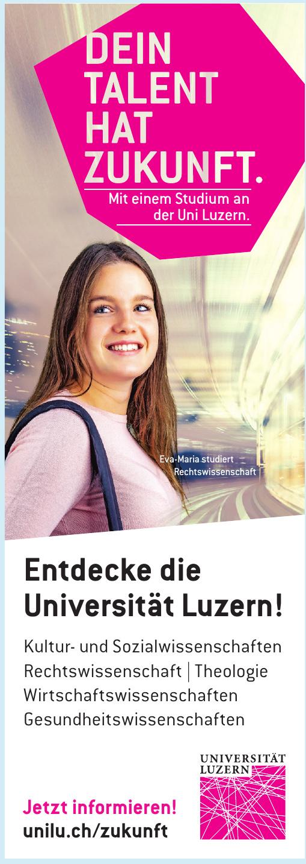 Universität Luzern