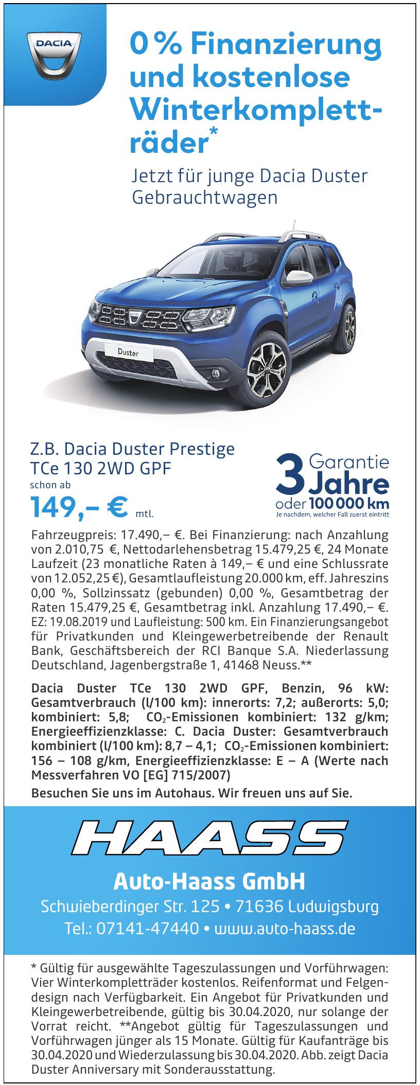 Auto Haass GmbH