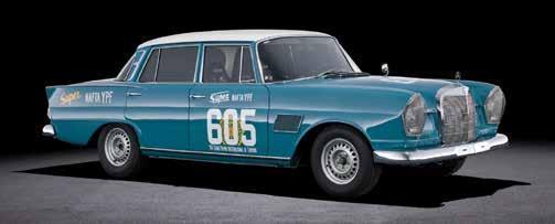 Mercedes 300 SE (1964)