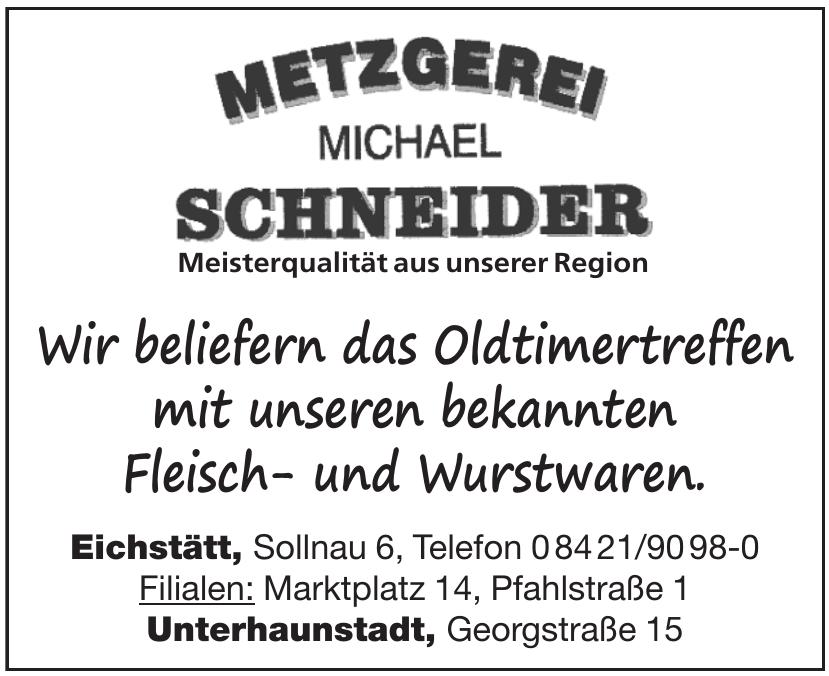 Metzgerei Schneider