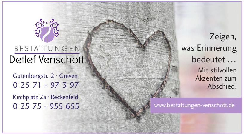 Bestattungen Detlef Venschott