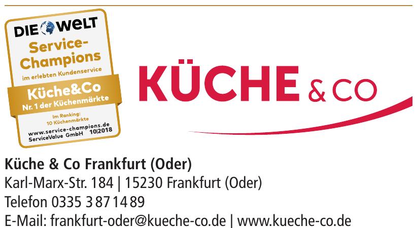 Küche & Co. Frankfurt (Oder)