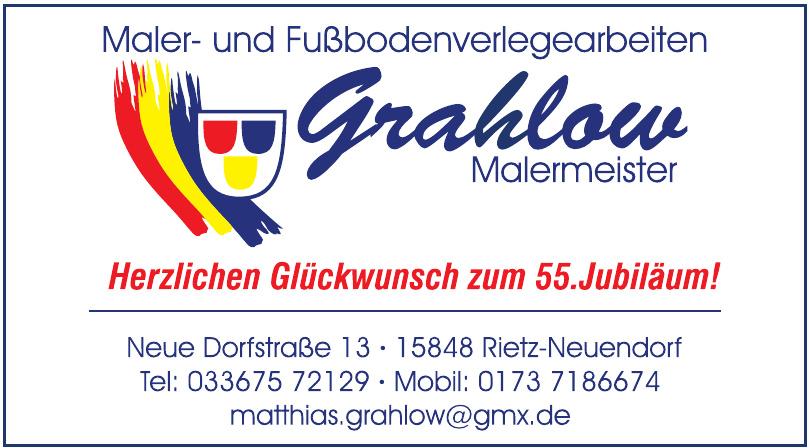 Grahlow Malermeister