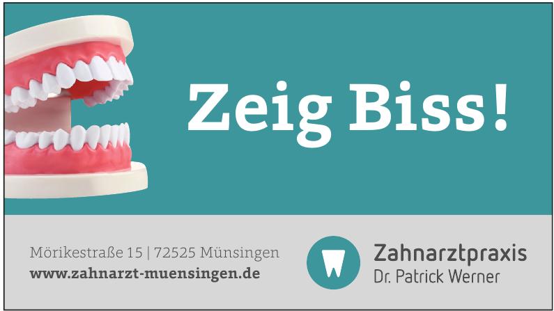 Zahnarztpraxis Dr. Patrik Werner