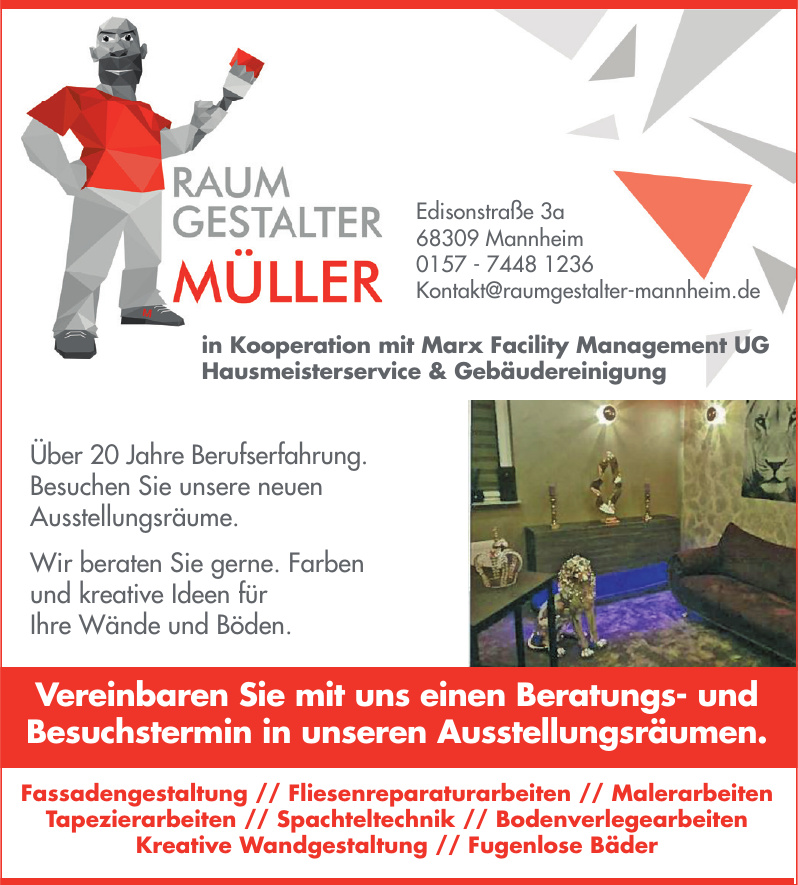 Müller Raumgestalter