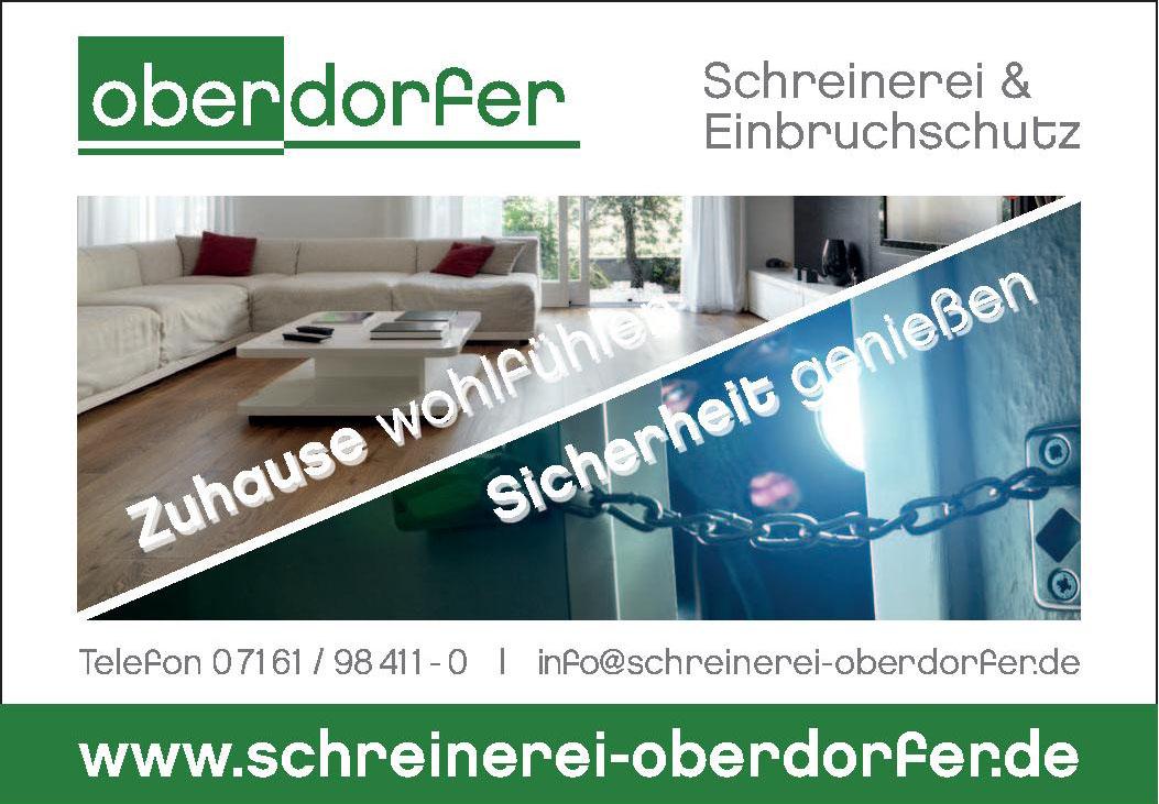 Schreinerei Oberdorfer e.K.